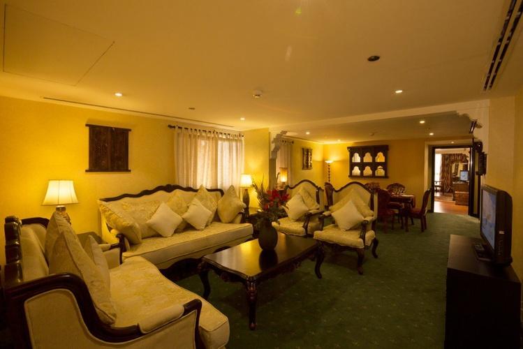 大套房 阿拉伯庭院水疗酒店 酒店和水療中心 迪拜酋长国