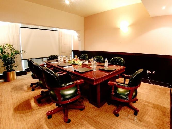 会议室 阿拉伯庭院水疗酒店 酒店和水療中心 迪拜酋长国