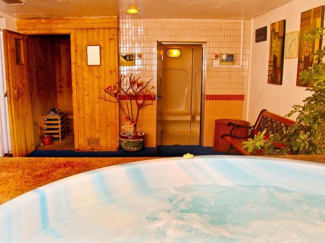 按摩 阿拉伯庭院水疗酒店 酒店和水療中心 迪拜酋长国