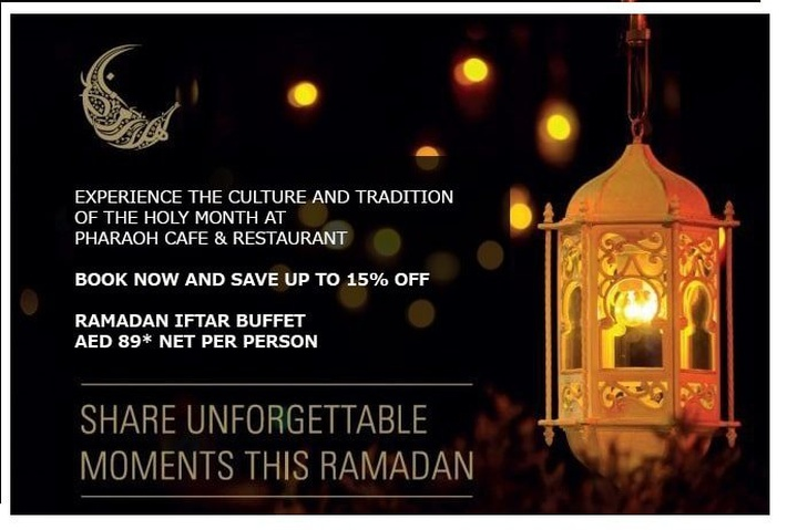 Share unforgettable moments this Ramadan 阿拉伯庭院水疗酒店 酒店和水療中心 迪拜酋长国