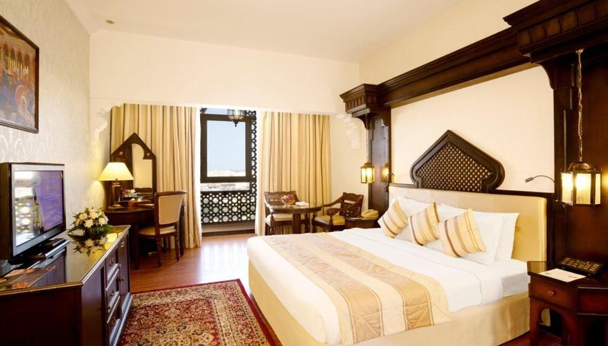 行政客房 阿拉伯庭院水疗酒店 酒店和水療中心 迪拜酋长国