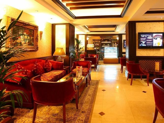 Ahlan 休息室 阿拉伯庭院水疗酒店 酒店和水療中心 迪拜酋长国