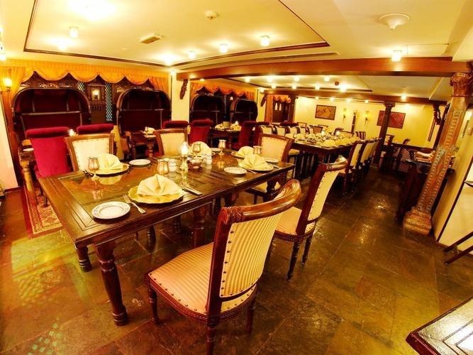 泰姬·玛哈尔餐厅 阿拉伯庭院水疗酒店 酒店和水療中心 迪拜酋长国