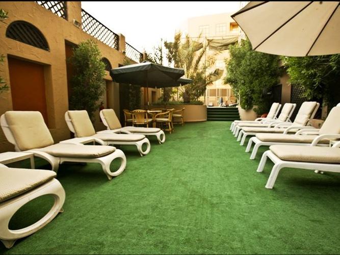 户外 阿拉伯庭院水疗酒店 酒店和水療中心 迪拜酋长国