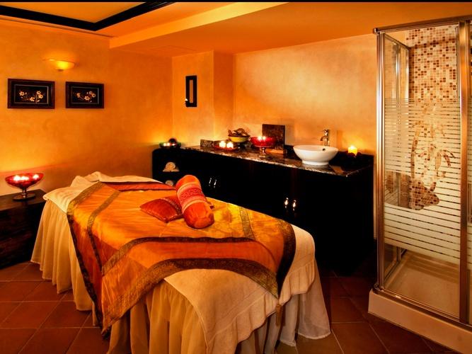 温泉 阿拉伯庭院水疗酒店 酒店和水療中心 迪拜酋长国